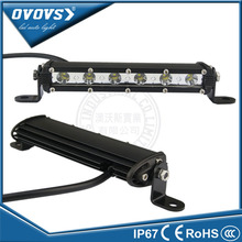 OVOVS Wholesale Price Auto Part Super Slim 18W 7 inch Led light bar Off road Driving Lamp for Truck