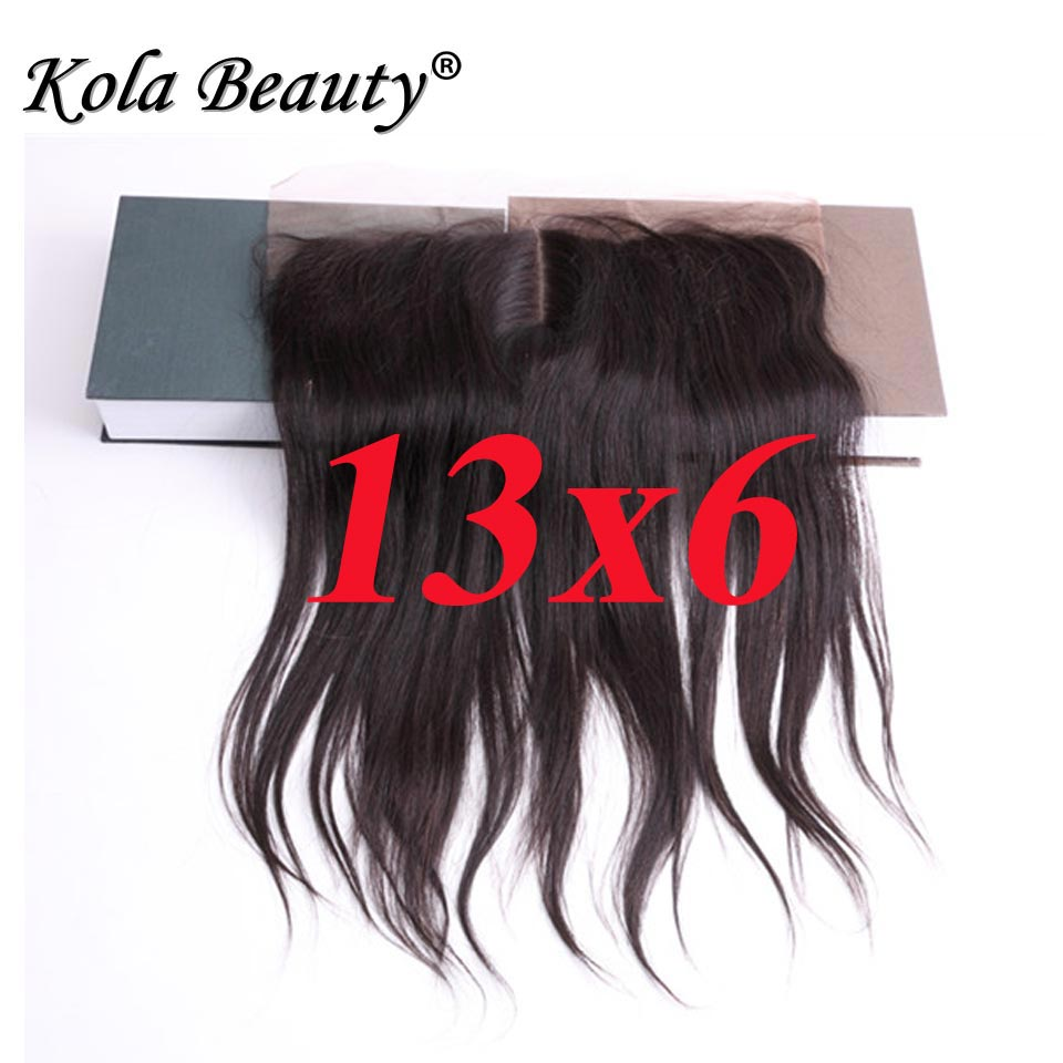 Hot Sale 8A 13x6 Lace Frontal Closure Peruvian Human Hair Straight Full Frontal Lace Closure From Ear To Ear With Baby Hair<br><br>Aliexpress