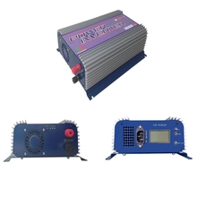 22-60V or 45-90V DC 1000W MPPT Solar Power Grid Tie Inverter with LCD Display 1kw mppt On Grid Tie Inverters(China)