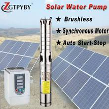 manufacturer solar submersible pump reorder rate up to 80% solar pump controller(China)