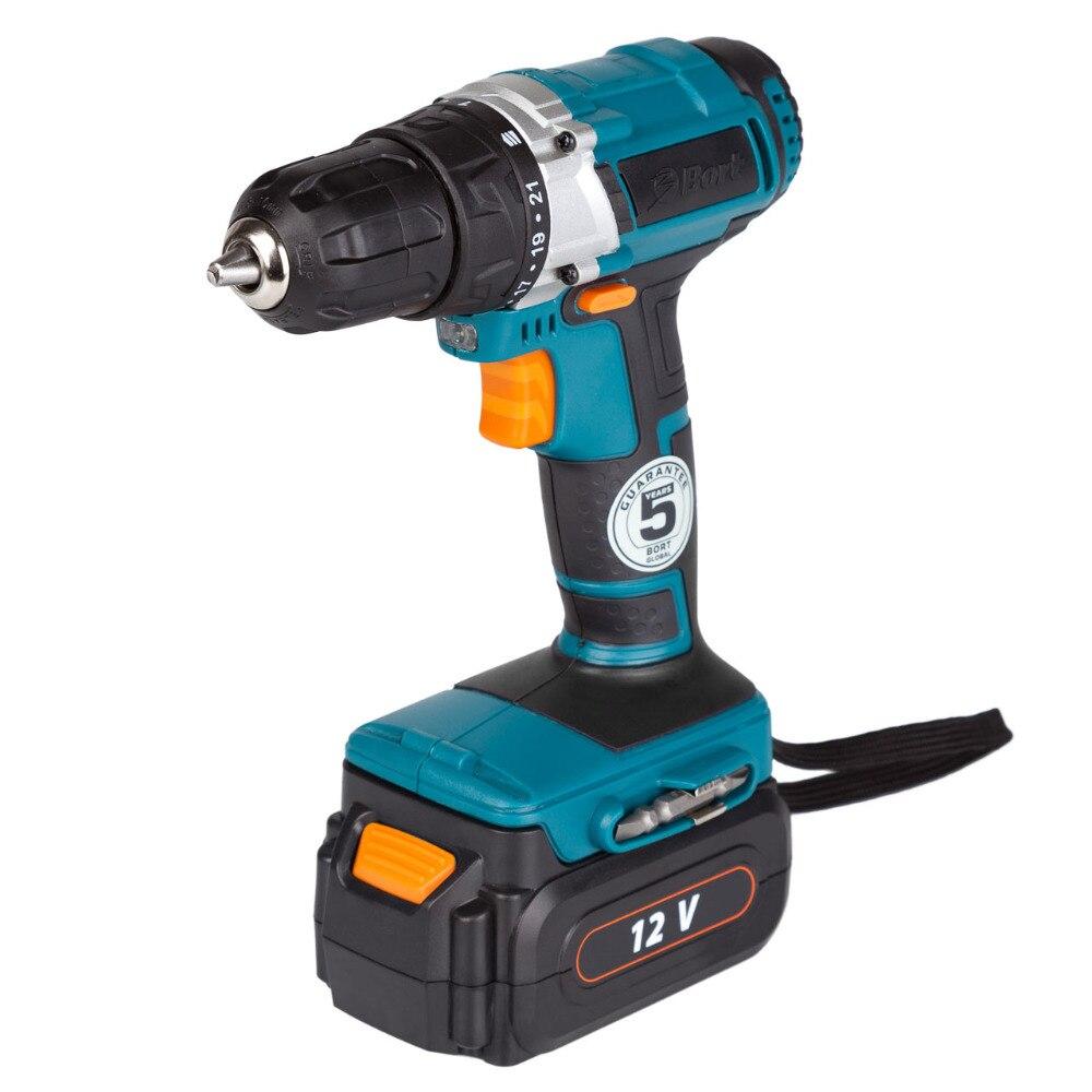 Cordless drill Bort BAB-12-P<br>