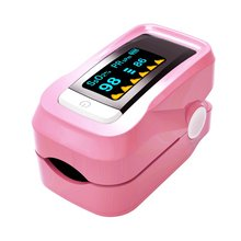 Finger Pulse Oximeter Blood Pressure Monitor Heart Rate Oximetro Portable Diagnostic-Tool Medical Equipment High Quality