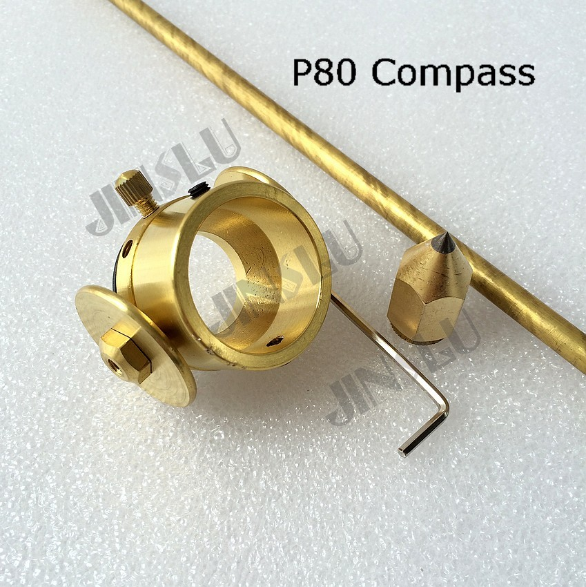 P80 Circinus Roller Guide Wheel COMPASS Panasonic Air Plasma Cutting Cutter Torch<br>