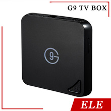 1pc/lot China Post free Android TV Box RK3229 G9 OTT Box Quad Core Android 4.4 1G+8G 4K*2K Wifi Media Player