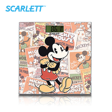 Scarlett SC- BSD33E899 Scale bathroom scale weighting balance keep fit catoon figure BSD33E899 Electric scale