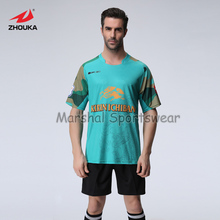 100%polyester,top quality,fully sublimation custom soccer jersey,MOQ 5pcs/sets,any color can be customized