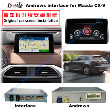 For Mazda CX-5 Car GPS Radio Navigation Android4.4/4.2 Quad Core GPS Wifi 3G RDS DVR OBD Google play PIP