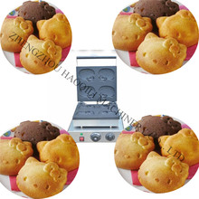 Electric  Hello Kitty shape waffle maker machine | waffle machine