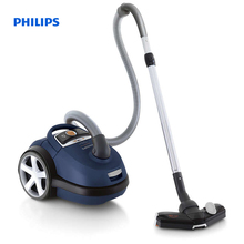 Philips Performer Vacuum cleaner with bag with TriActive nozzle 2200W 500W suction power HEPA 13 washable filter FC9170/02