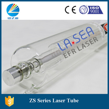 newest design metal head 80W CO2 Glass Laser tube for Laser Machinery