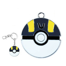 12 styles Wholesale free shipping Cartoon Pokemon figures keychains anime  cute pendants hot new  game Pokemon