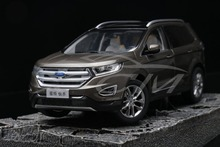Diecast Car Model Ford Edge EDGE 1:18 (Brown) + SMALL GIFT!!!!!!!!!
