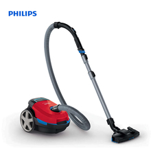Philips Performer Compact Vacuum cleaner with bag 2000 W AirflowMax technology ExtraClean nozzle Long reach tool FC8385/01