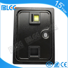 Dual american style coin door with microswitch for arcade cabinet/casino machine/slot game cabinetCoin operator machine(China)
