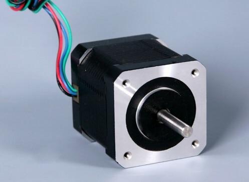 3pcs 4-lead Nema17 Stepper Motor 42 motor Nema 17 motor 42BYGH 1.7A (17HS4401) motor for CNC XYZ<br>