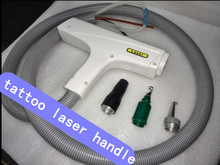pigment treatment nd yag laser handle No. three