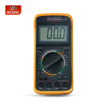 Resanta DT 9208A Multimeter for Electrical Digital Display Household Multi functional Measure Current Voltage and Resistance