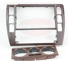 for VW passat B5 dashboard middle decorative frame, the central CD decorative frame, manual air-conditioning panels