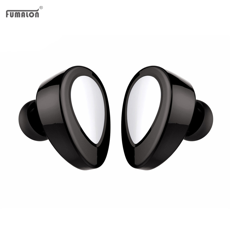 Fumalon New bluetooth 4.1 in ear Earphone Wireless Earbuds Handsfree HD Clear Call Stereo Sports airpods Earphones For Iphone 7<br><br>Aliexpress