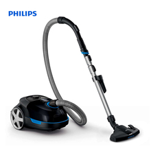 Philips Performer Active Vacuum cleaner with bag AirflowMax technology MultiClean nozzle HEPA 13 filter FC8585/01