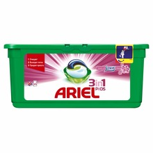 Washing Powder Capsules Ariel Capsules 3in1 Lenor Effect (30 Tablets) Laundry Powder For Washing Machine Laundry Detergent