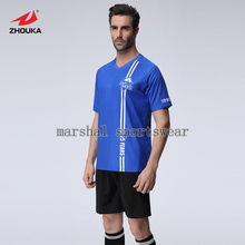 100%polyester,top quality,fully sublimation custom soccer jersey,MOQ 5pcs,any design and color can be customized(China)