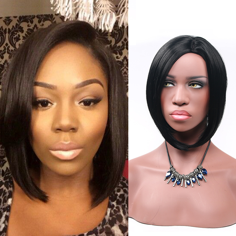 Rihanna wig cosplay straight Wigs 3 colors Pixie Cut Wig perruque synthetic women Cheap pelucas Afro Wig Short Hair free hairnet<br><br>Aliexpress