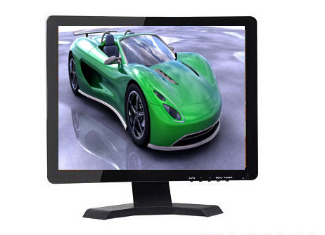 Hot !17 inch monitor with VGA 1280x1024 resolution industrial monitor<br><br>Aliexpress