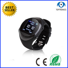 2016 SIM GSM GPRS watch phone sos smart phone with GPS Positioning Tracking Smart device sync mobile phone For kids and Older