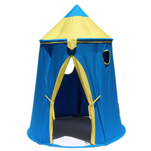 Top Selling Lightweight Indoor Outside Kids Toy Tents Multifunctional Child Play Tents Large Space Mongolia Tent
