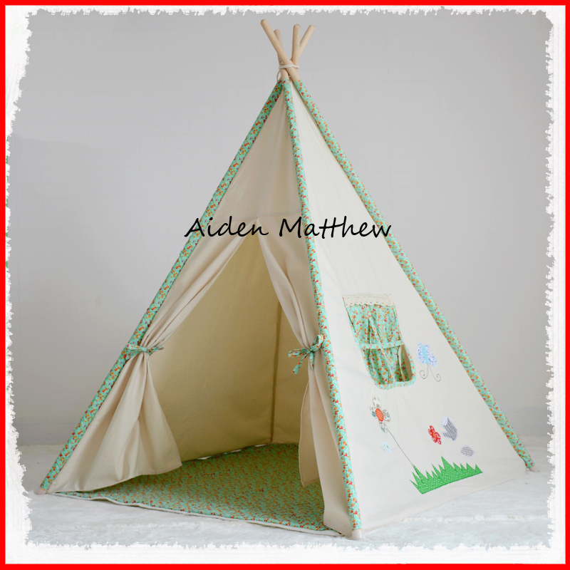 Free Shipping Foldable Kids Tent Teepee Tents For Sale For Sale Toy Tents<br><br>Aliexpress