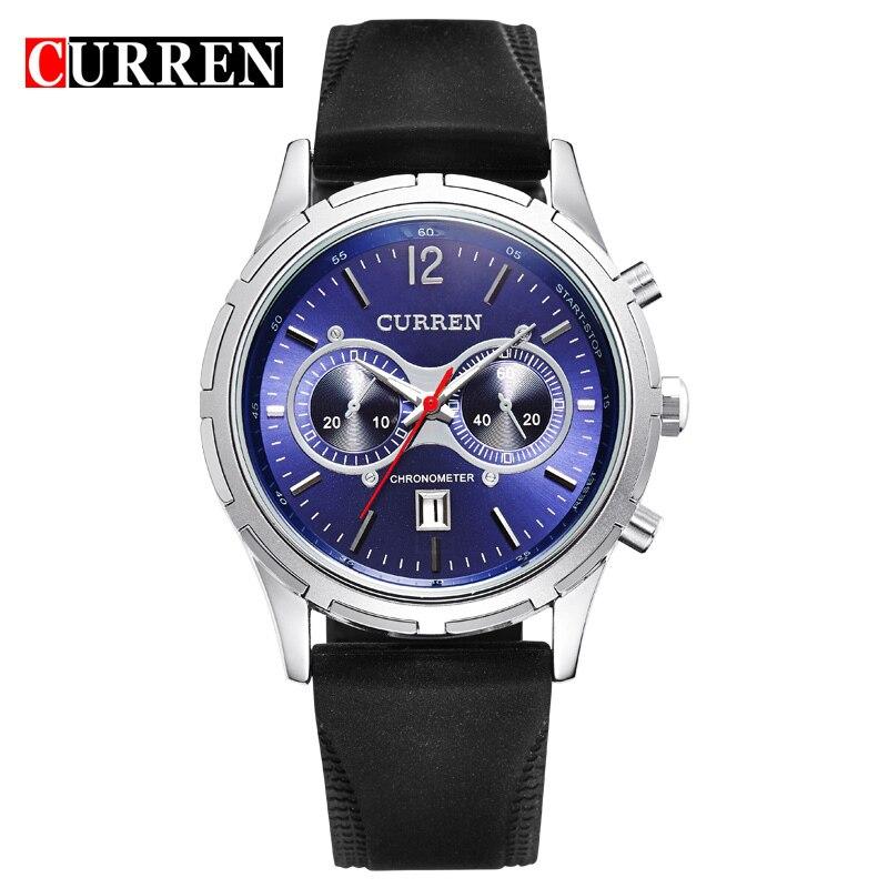 Celebrity Curren Brand Quartz sport Watches Men leather watches women Wristwatches Christmas Gifts men wristwatch free ship 0660<br><br>Aliexpress