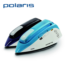 Polaris PIR 1003T 1000W Electric Steam Iron Foldable handle Beautiful Special Design Steam Iron Vertical Steam Family Used
