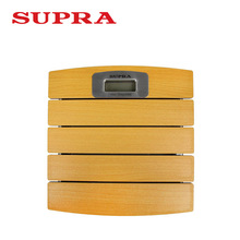 Supra BSS-6100 bathroom scale weighting balance minimalist style accurate weighting for Body Health keep fit