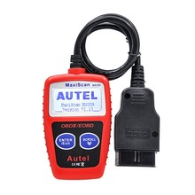 Free shipping Autel MaxiScan MS309 CAN BUS OBD2 CodeReader MS309 OBDII OBD II Code Reader Scanner obd2 obdii Car Diagnostic Tool