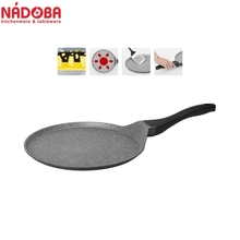 Heat-resistant non-stick coating 28 cm NADOBA series GRANIA