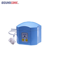 Electronic Dehumidifier Hearing Aid Dryer Drying Box Case With 3h/6h Timer for Hearing Aids IEM (In-ear Monitors)(China)