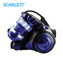 Scarlett IS-VC82C05  Vacuum Cleaner Household Dry Cleaner For Furniture Without Bag Automatic Cord Rewinding 1200W