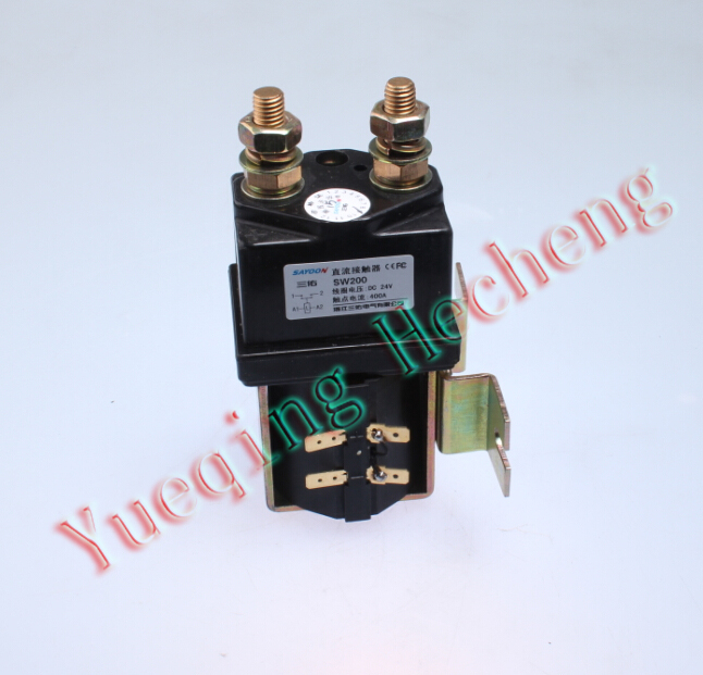 Heavy Duty Contactor Solenoid SW200 Type 24V 400A<br>