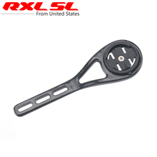 Buy RXL SL Carbon Bicycle Speedometer Stents Bike Bracket Holder Stopwatch Seat Computer Holder UD Gloss Bicycle Handlebar Extender for $18.55 in AliExpress store