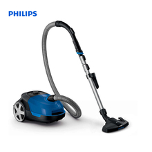 Philips Performer Active Vacuum cleaner with bag AirflowMax technology MultiClean nozzle HEPA 13 filter Animal FC8588/01