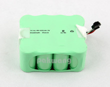 Robot vacuum cleaner battery XR510 Battery 1pc 2200MAH Ni Battery  Robot Vacuum Cleaner Parts