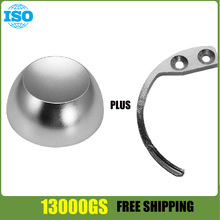 13000GS security tag detacher 1pcs and 1pcs super sensor tag detacher hook 1pcs free shipping(China)