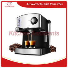 KA6823 muti-function full-automatic italy type espresso Cappuccino coffee maker machine with high pressure steam for home use