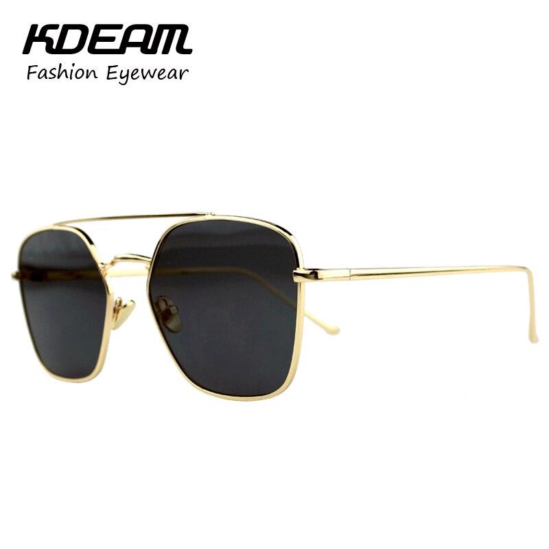 Fashion Kendall Jenners Choice Of Vintage Sunglasses Anti-UV Mirror Sun Glasses Women lunette de soleil gafas KD4228<br><br>Aliexpress