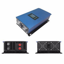 1000W wind power grid tie inverter with dump load resistor 22-60V or 45-90V DC MPPT pure sine wave for DC output wind turbines(China)