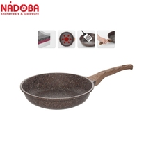 Frying pan with non-stick coating 26 cm NADOBA series GRETA