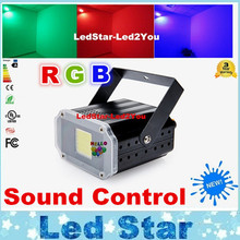 LedStar Lighting New 20W Compact DJ Strobe Light White Color Powerful Disco Strobe Effects Lighting for Party Family Disco DJ(China)