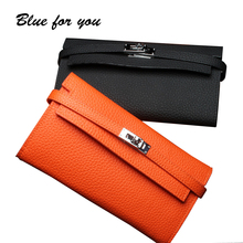 Super Gift !! Luxury Women Designer Wallet High Quality Famous Brand Woman Wallets pu Leather Ladies Purses