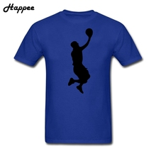 Big Size Design Men Tee Shirt Basketballer Tshirt Clothing 100% Cotton Short Sleeve T Shirts Men XS-XXXL Cheap T-shirts Tops